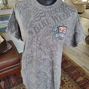 Daytona Beach Bike Week Shirt Size Medium